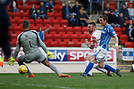 Craig Curran scores for Ross County