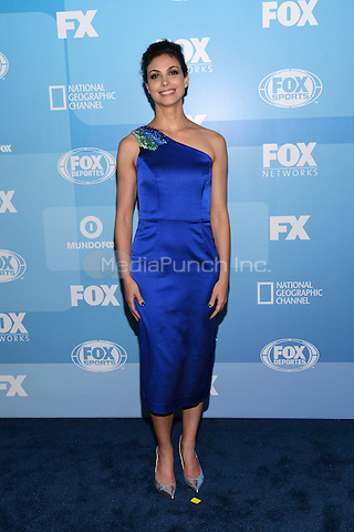 NEW YORK - MAY 11: Actress Morena Baccarin Morena Baccarin arrives at the 2015 FOX Programming Presentation Post Party at the Wollman Rink in Central Park on May 11, 2015 in New York City. Credit: PGCS/MediaPunch