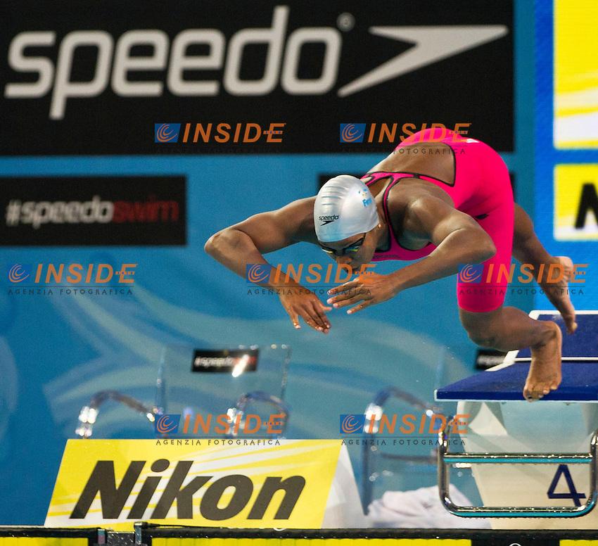 ATKINSON Alia JAM.Women's 50m Breaststroke Semifinal.FINA World Short Course Swimming Championships.Istanbul Turkey 12 - 16 Dec. 2012.Day 01.Photo G.Scala/Deepbluemedia/Inside