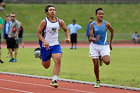Athletics &ndash; McEvedy Shield at Newtown Park, Wellington, New Zealand on Tuesday 6 March 2018.<br /> Photo by Masanori Udagawa. <br /> www.photowellington.photoshelter.com