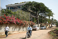 View of the Reva Electric Car Factory in Bangalore, India on Wednesday, 03 January 2007.