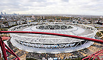 A general view of the London Stadium during the Premier League match at the London Stadium, London. Picture date November 5th, 2016 Pic David Klein/Sportimage