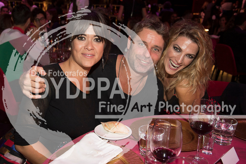 Vanesa Martin; David Ascanio; Laura Sanchez