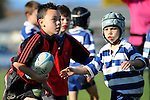 Kids in sport. Sports Park, Motueka, Nelson, New Zealand. Saturday 17 Mayl 2014. Photo: Chris Symes/www.shuttersport.co.nz