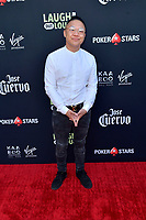 Timothy DeLaGhetto bei Kevin Hart's 'Laugh out Loud' Launch Event auf dem Goldstein Anwesen. Los Angeles, 03.08.2017