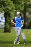 Darren Leufer (Athenry) during the final round of the Connacht Boys Amateur Championship, Oughterard Golf Club, Oughterard, Co. Galway, Ireland. 05/07/2019<br /> Picture: Golffile | Fran Caffrey<br /> <br /> <br /> All photo usage must carry mandatory copyright credit (© Golffile | Fran Caffrey)