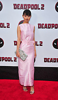 New York, NY - May 14: Shiori Kutsuna attends the 'Deadpool 2' screening at AMC Loews Lincoln Square on May 14, 2018 in New York City..  <br /> CAP/MPI/PAL<br /> &copy;PAL/MPI/Capital Pictures