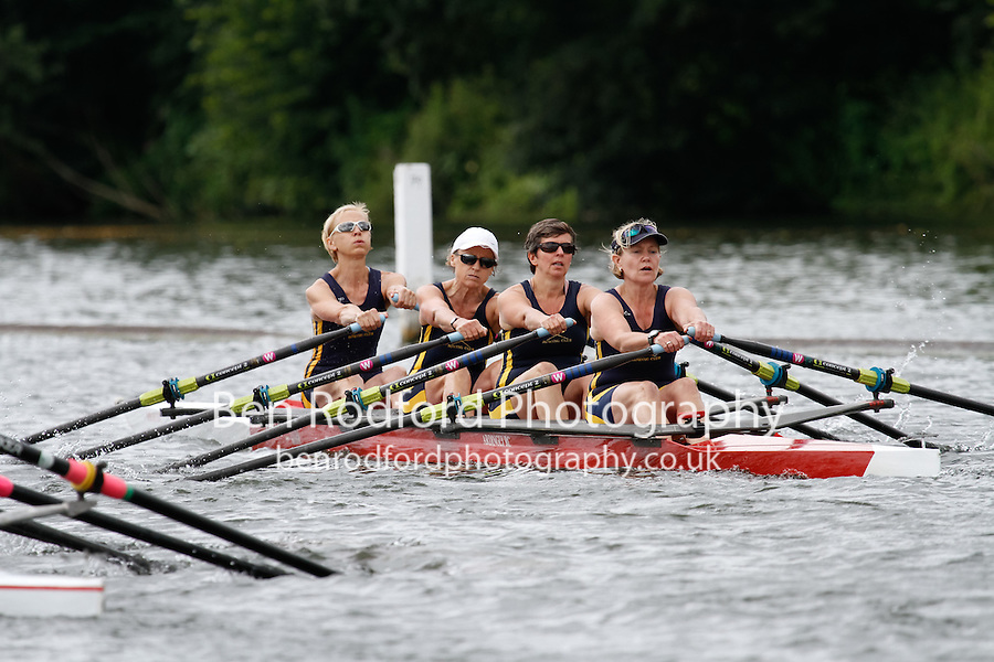 W.MasE.4x- QF -  Berks: 198 TSS (Tofts) -  Bucks: 199 Ardingly RC<br /> <br /> Friday - Henley Masters Regatta 2016<br /> <br /> To purchase this photo, or to see pricing information for Prints and Downloads, click the blue 'Add to Cart' button at the top-right of the page.