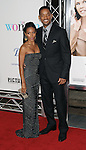 Jada Pinkett Smith and husband Will Smith arriving at the premiere for The Women which was held at Mann Village Theater in Westwood, Ca. September 4, 2008. Fitzroy Barrett