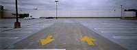 "Out takes from ""The Harvard Design School Guide to Shopping"" published by Tashen. New Jersey shopping mall parking lot. 2000"