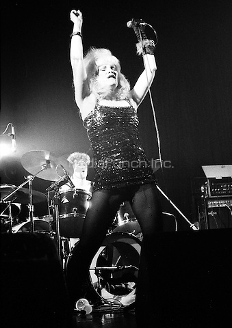 The Roundhouse, London 17 November 1977 Credit: Ian Dickson/MediaPunch