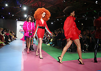 8 March 2019 - Los Angeles, California - Models. Christian Cowan x The Powerpuff Girls Runway Show at City Market Social House. <br /> CAP/ADM/FS<br /> &copy;FS/ADM/Capital Pictures