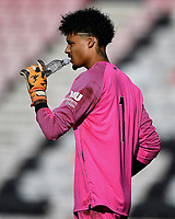 Shamal George of Liverpool during AFC Bournemouth Under-21 vs Liverpool Under-21, Premier League Cup Football at the Vitality Stadium on 24th February 2019