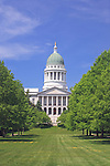 The Maine State House, Augusta, Maine, USA
