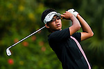 SHENZHEN, CHINA - OCTOBER 30:  Tao Huanf of Taiwan in action during the day two of Asian Amateur Championship at the Mission Hills Golf Club on October 30, 2009 in Shenzhen, Guangdong, China.  (Photo by Victor Fraile/The Power of Sport Images) *** Local Caption *** Tao Huanf