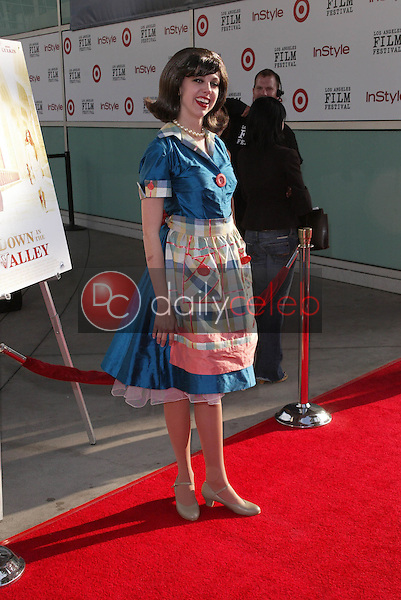 """Corinne Dekker<br /> at the Los Angeles Film Festival Opening Night """"Down in the Valley"""", Arclight, Hollywood, CA 06-16-05<br /> Jason Kirk/DailyCeleb.com 818-249-4998"""