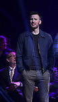Chris Evans during the Second Stage Theater Broadway lights up the Hayes Theatre at the Hayes Theatre on February 5, 2018 in New York City.