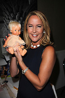 "Erin Murphy with vintage Tabatha Doll<br /> ""Bewitched"" Fan Fare Day 4, Sportsman's Lodge, Studio City, CA 09-20-14<br /> David Edwards/DailyCeleb.com 818-249-4998"