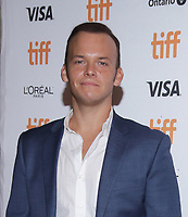 """TORONTO, ONTARIO - SEPTEMBER 08: Lucas Dixon attends """"The Report"""" premiere during the 2019 Toronto International Film Festival at Winter Garden Theatre on September 08, 2019 in Toronto, Canada. Photo: <br /> CAP/MPI/IS/PICJER<br /> ©PICJER/IS/MPI/Capital Pictures"""