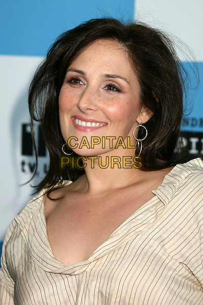 RICKI LAKE.2007 Film Independent's Spirit Awards at the Santa Monica Pier, Santa Monica, California, USA,.24 February 2007..portrait headshot .CAP/ADM/BP.©Byron Purvis/AdMedia/Capital Pictures.