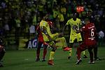 Atlético Bucaramanga venció como local 1-0 a América. Fecha 20 Liga Águila I-2017.