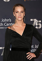 CULVER CITY, CA - OCTOBER 21: Heather Morris, at Providence Saint John's 75th Anniversary Gala Celebration at 3Labs in Culver City, California on October 21, 2017. Credit: Faye Sadou/MediaPunch /NortePhoto.com