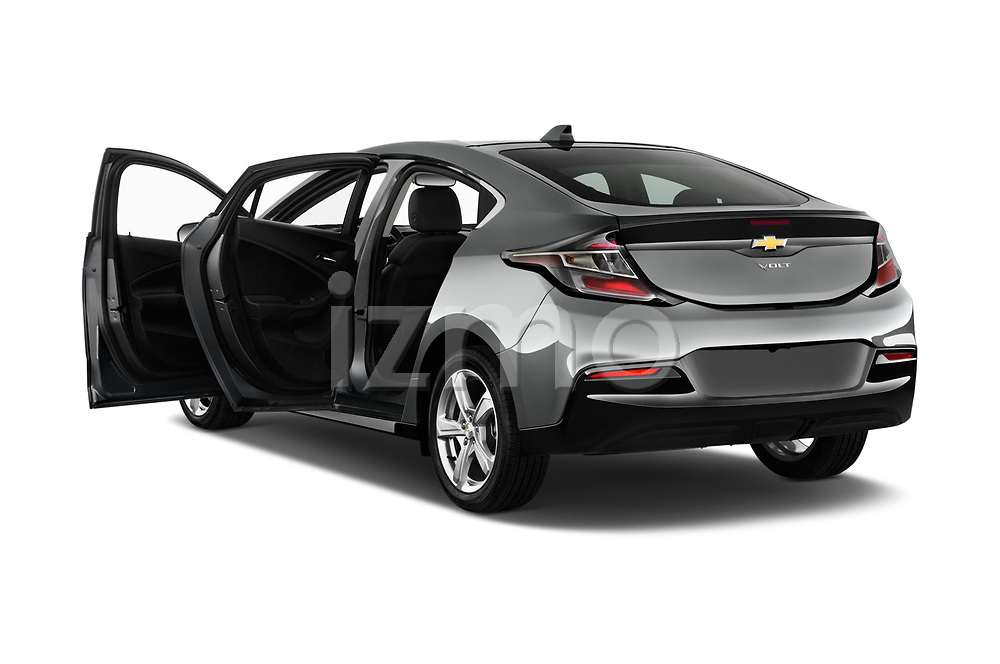 Car images of 2016 Chevrolet Volt LT 5 Door Hatchback Doors