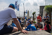 Delta Lloyd Regatta | Day 1 | Medemblik (NED) | Photo : Guilain GRENIER