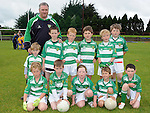The O'Raghalligh's under age players who took part in the GAA blitz. Photo: www.pressphotos.ie