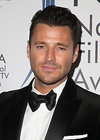 LOS ANGELES, CA - DECEMBER 5: Mark Wright, at The National Film and Television Awards at The Globe Theater in Los Angeles, California on December 5, 2018. <br /> CAP/MPI/FS<br /> &copy;FS/MPI/Capital Pictures