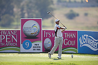 Despite an eagle on the 8th Lucas Bjerregaard (DEN) added just one shot to this R1 tally (-6) during Round Two of The Tshwane Open 2014 at the Els (Copperleaf) Golf Club, City of Tshwane, Pretoria, South Africa. Picture:  David Lloyd / www.golffile.ie