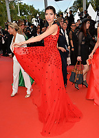 Blanca Blanco at the gala screening for &quot;Wild Pear Tree&quot; at the 71st Festival de Cannes, Cannes, France 18 May 2018<br /> Picture: Paul Smith/Featureflash/SilverHub 0208 004 5359 sales@silverhubmedia.com