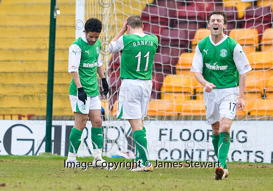 22/01/2011   Copyright  Pic : James Stewart.sct_jsp005_motherwell_v_hibernian  .::  MEROUANE ZEMMAMA POINTS TO THE PENALTY SPOT AFTER HE  BLASTS THE BALL OVER THE BAR  ::.James Stewart Photography 19 Carronlea Drive, Falkirk. FK2 8DN      Vat Reg No. 607 6932 25.Telephone      : +44 (0)1324 570291 .Mobile              : +44 (0)7721 416997.E-mail  :  jim@jspa.co.uk.If you require further information then contact Jim Stewart on any of the numbers above.........
