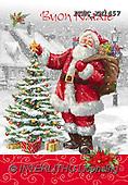 Marcello, CHRISTMAS SANTA, SNOWMAN, WEIHNACHTSMÄNNER, SCHNEEMÄNNER, PAPÁ NOEL, MUÑECOS DE NIEVE, paintings+++++,ITMCXM1457,#X#