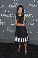 New York, NY - June 10 : Helen Lee Schifter attends the OMEGA Speedmaster Dark Side<br /> of the Moon Launch Event held at Cedar Lake on June 10, 2014 in<br /> New York City. Photo by Brent N. Clarke / Starlitepics