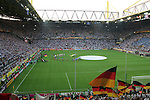 04 July 2006: A wide shot of the stadium before the game. Italy defeated Germany 2-0 in overtime at Signal Iduna Park, better known as Westfalenstadion, in Dortmund, Germany in match 61, the first semifinal game, in the 2006 FIFA World Cup.
