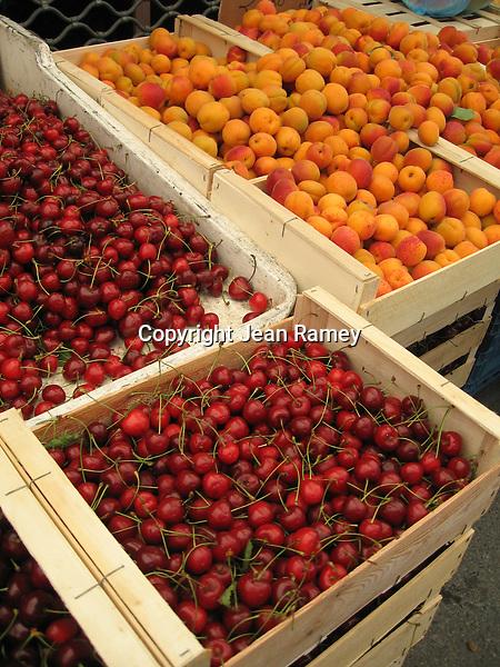 Cherries & Peaches