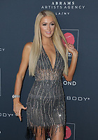 17 November 2019 - Los Angeles, California - Paris Hilton. Go Campaign's 13th Annual Go Gala held at NeueHouse Hollywood. Photo Credit: PMA/AdMedia