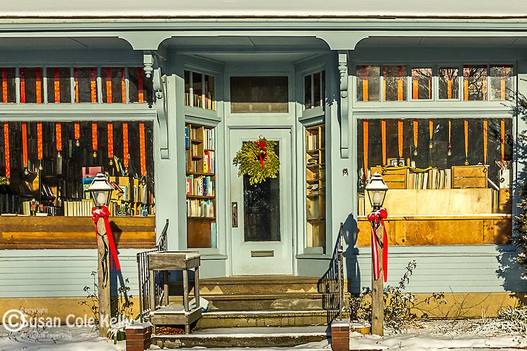 Parnassus Books in Yarmouthport, Cape Cod, Massachusetts, USA