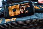 Branding - Bloomberg Square Mile Relay Sydney 2017