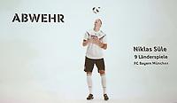Niklas Süle (FC Bayern München) ist für den WM Kader nominiert - 15.05.2018: Vorläufige WM-Kaderbekanntgabe, Deutsches Fußballmuseum Dortmund
