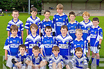 Laune Rangers team that played in the u10 Mid Kerry blitz in Beaufort on Saturday front row l-r: Gearoid Hassett, Eoin Clifford, Padraig Purcell, Ronan O'Shea. Middle row: Roan Moriarty, Kevin Fitzpatrick, Darragh O'Connor, Padraig Clifford, Da?ire Cleary. Back row: Oisin Daly, Eoin O'Sullivan, Conor Murphy, Eoin Evans, Davie Mangan, Liam Croke, Shane Doona
