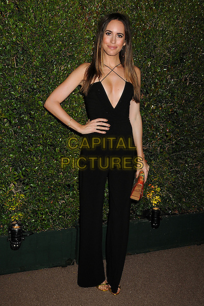 LOS ANGELES, CA - FEBRUARY 25 - Louise Roe. BVLGARI &quot;Decades of Glamour&quot; Oscar Party held at Soho House on 25th February 2014.<br /> CAP/ADM/BP<br /> &copy;Byron Purvis/AdMedia/Capital Pictures