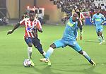Jaguares venció 1-2 a Junior. Fecha 19 Liga Águila II-2018.