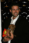Graham Bunn - Bachlorette - boyfriend of Chrishell Stause with puppy at the First Annual StarPet 2008 Awards Luncheon as dogs and cats compete for a career in showbusiness on November 10, 2008 at the Edison Ballroom, New York, New York. The event benefitted Bideawee and NY SAVE. (Photo by Sue Coflin/Max Photos