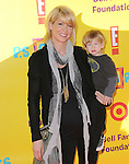 "Jenna Elfman & son Story Elias at The 12th Annual P.S. ARTS ""Express Yourself 2009"" To Help Restore Arts Education in Public Schools,The event was  held at Barker Hangar in Santa Monica, California on November 15,2009                                                                   Copyright 2009 DVS / RockinExposures"