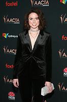 3 January 2020 - West Hollywood, California - Molly Daniels. 9th Annual Australian Academy Of Cinema And Television Arts (AACTA) International Awards  held at SkyBar at the Mondrian. Photo Credit: FS/AdMedia