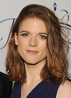 NEW YORK, NY - OCTOBER 24:  Rose Leslie attends the 2016 Princess Grace Awards Gala at Cipriani Broadway on October 24, 2016 in New York City. Photo by John Palmer/MediaPunch