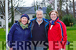 Ingrid Boyle Sean Kelly and and Grace  atThe International Womens day walk in aid of Kerry Rape and Sexual Abuse Centre in Killarney National Park on Sunday