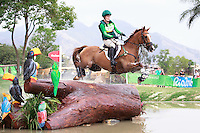 03-GBR-IRL RIDERS:  (EVENTING) 2016 Rio Olympic Games